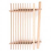 Tojo - Parallel L Bett 120 x 205 cm