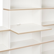 Tojo - Work Desk for Mehrfach Shelving System