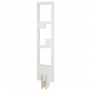 Tojo - Lesestoff Wall Shelf
