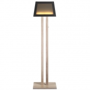 Wewood - Silhouette Stehlampe