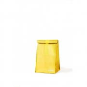 Authentics - Rollbag Small | Yellow