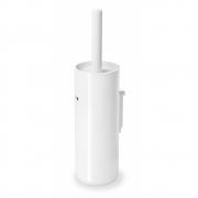 Authentics - Lunar WC-Bürste, wandmontiert Weiß