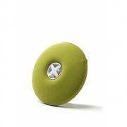 Authentics - Pill Wärmflasche Limettengrün | Weiß