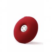 Authentics - Pill Wärmflasche Rot | Weiß