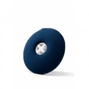 Authentics - Pill Wärmflasche Blau | Weiß