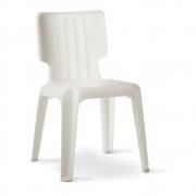 Authentics - Wait Chair White Translucent