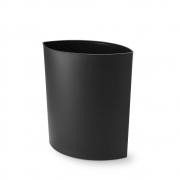 Authentics - Lip Waste Basket Black