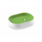 Authentics - Lunar Soap Dish Grass Green