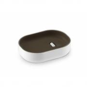 Authentics - Lunar Soap Dish Stone