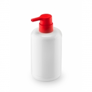 Authentics - Lunar Soap Dispenser Red