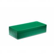 Authentics - Kali Box Medium | Transparent Green