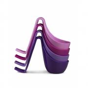 Authentics - Eiko Egg Boiler (Set of 4) Rosé, Pink, Purple, Violet