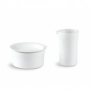 Authentics - Piu Milchkännchen Weiß