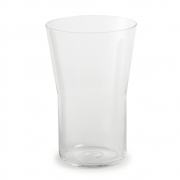 Authentics - Piu Vase Large | Clear