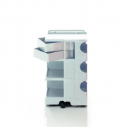 B-Line - Boby Rollcontainer medium 2 | Weiß
