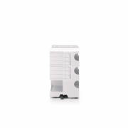 B-Line - Boby moyen Rollcontainer 6 | Blanc