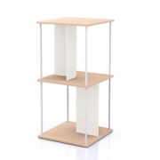 B-Line - Domino Modular Shelving Unit, Double Deck Small
