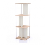B-Line - Domino Modular Shelving Unit, Triple Deck Small