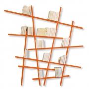 Compagnie - Mikado Bookcase big | orange