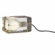 Design House Stockholm - Block Lamp LED Black