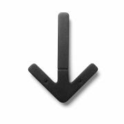 Design House Stockholm - Arrow Hanger Black