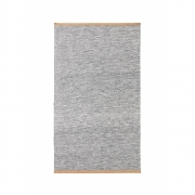 Design House Stockholm - Björk Rug 130 x 70 cm | Light Grey
