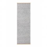 Design House Stockholm - Björk Teppich 250 x 80 cm | Hellgrau