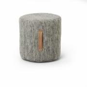 Design House Stockholm - Björk Stool Ø 40 cm / H 45 cm | Light Grey