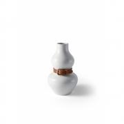 Design House Stockholm - Alba Vase Weiß