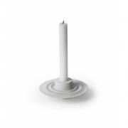 Design House Stockholm - Flip Kerzenhalter Weiß