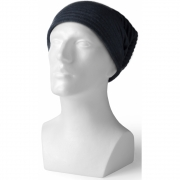 Design House Stockholm - Pleece Beanie Schwarz