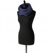 Design House Stockholm - Pleece Snood Schal Midnight Blue