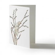 Design House Stockholm - Elsa Beskow Greeting Card with Envelope