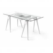 Design House Stockholm - Arco Schreibtisch Weiß