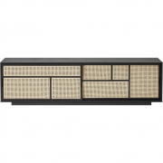 Design House Stockholm - Air Sideboard niedrig