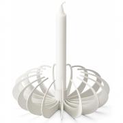 Design House Stockholm - Shadow Kerzenständer Weiß
