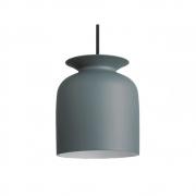 Gubi - Ronde Pendant Lamp Ø 20 cm | Pigeon Grey