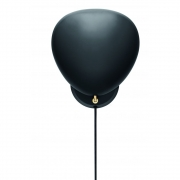 Gubi - Cobra Grossman Wall Lamp Black