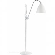 Gubi - Bestlite Floor Lamp BL3M Chrome - Matte White