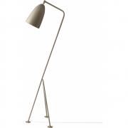 Gubi - Grossman Gräshoppa Floor Lamp Warm Grey