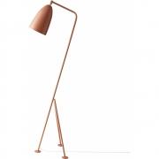 Gubi - Grossman Gräshoppa lampadaire Rouge vintage