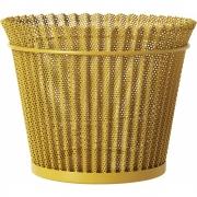 Gubi - Plantador Mategot Ø 15,5 Cm | Venetian Ouro