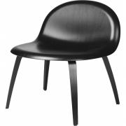 Gubi - 3D Poltrona De Lounge Faia Preto