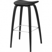 Gubi - 2D Bar Stool Wood
