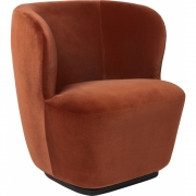 Gubi - Stay Lounge Chair fixed