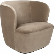 Gubi - Stay Lounge Chair Large