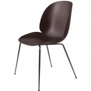 Gubi - Beetle Dining Chair Seat Upholstered Made-to-order