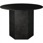 Gubi - Epic Steel table basse ronde Ø60