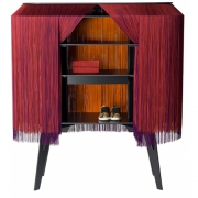 Ibride - Alpaga Luxury Bar Cabinet