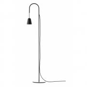 Formagenda - Chaplin lampadaire Noir-Noir